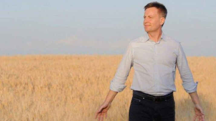 Наливайченко: «Земля має залишатися у власності громадян України!»