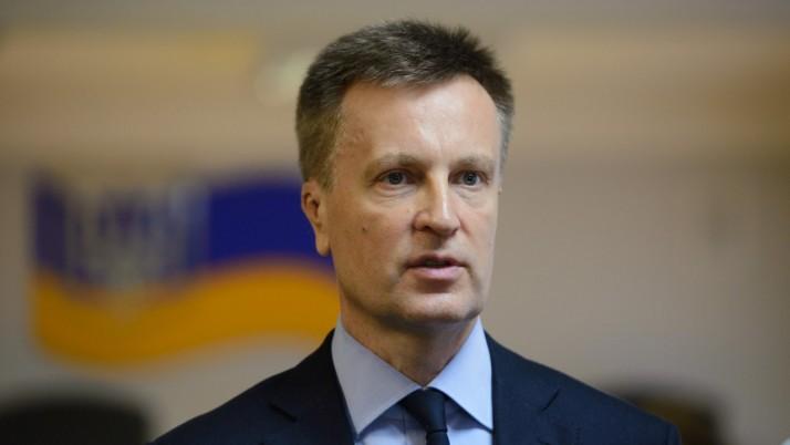 Наливайченко: «Перша й головна моя дія — президент не буде займатися бізнесом»