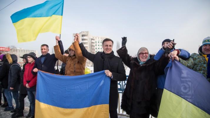 Валентин Наливайченко: Сьогодні ми об'єднуємося заради перемоги. І в єдності – наша сила