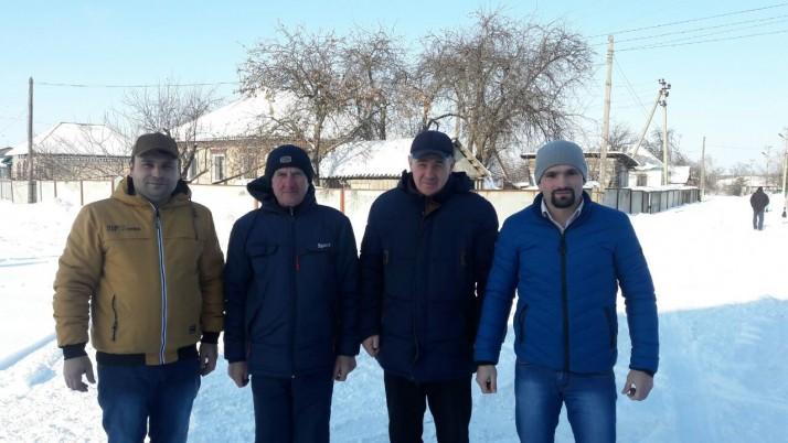 Рух «Справедливість» Чернігівщини посприяв очищенню доріг в області