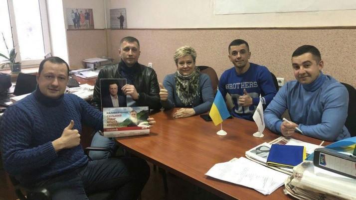 Рух «Справедливість» Київщини вітає нових однодумців в команді!