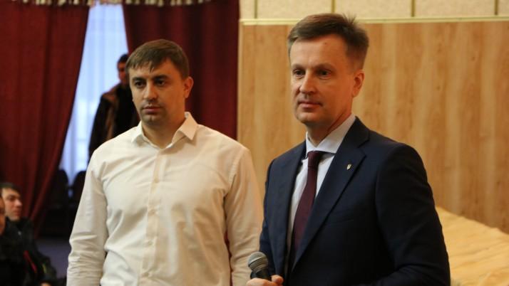Наливайченко: «Маю програму розвитку для кожного регіону України»