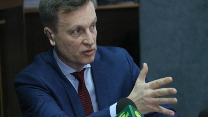 Наливайченко: «Янукович має сидіти: або в Україні, або в міжнародній тюрмі»