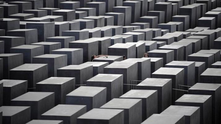 Вшановуємо пам'ять жертв Голокосту