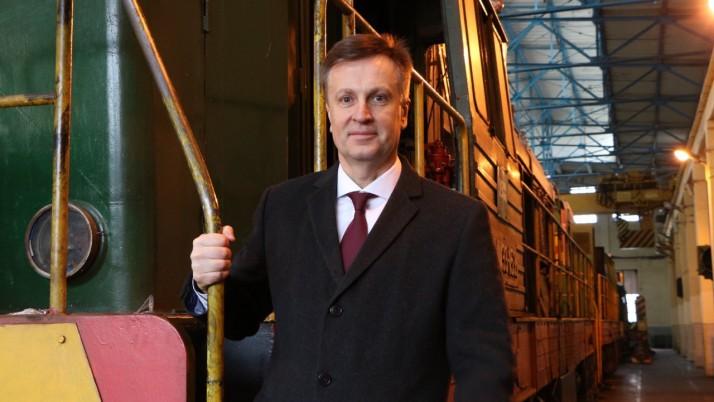 Наливайченко у Здолбунові: «Ми повернемо престиж праці залізничників!» (відео)