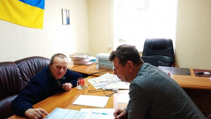Рух «Справедливість» Харківщини допомагає жителям Донеччини в боротьбі за якісну воду та вугілля