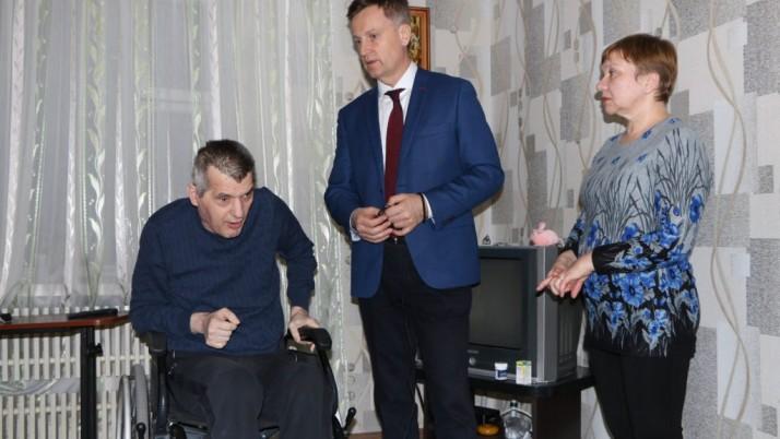 Наливайченко: «Держава дбатиме про кожного свого захисника і його родину!»