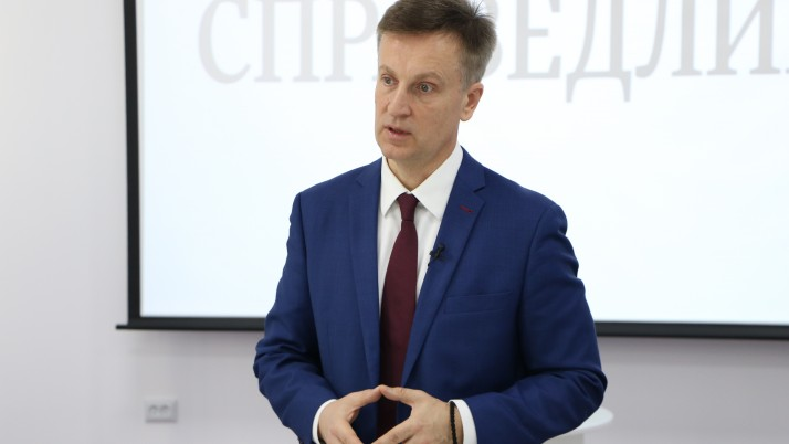 Наливайченко: «Деокупація — головна мета мого плану відновлення миру»