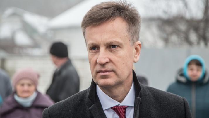 Валентин Наливайченко в Чернігові: «Ми змусимо чиновників працювати!»