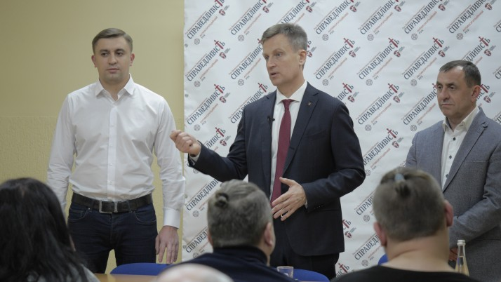 Наливайченко у Львові: «Із чесними українцями захистимо волевиялення людей!»