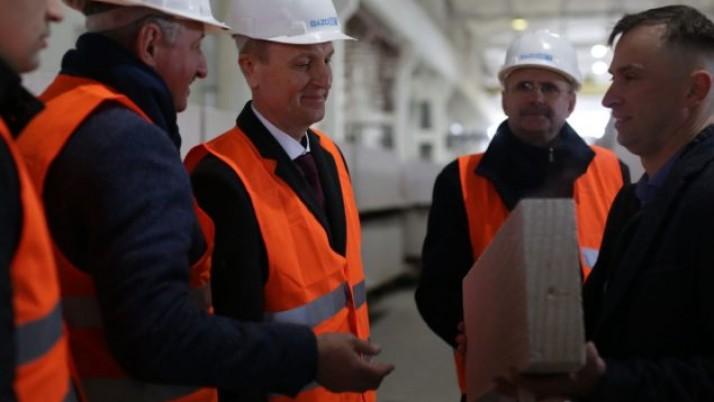 Наливайченко в Тернополі: «Держава дбатиме про українського товаровиробника!»