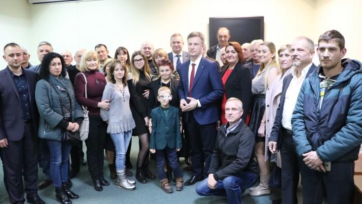 Наливайченко в Луцьку: «Позбудемося ганебного статусу найбіднішої країни Європи!»