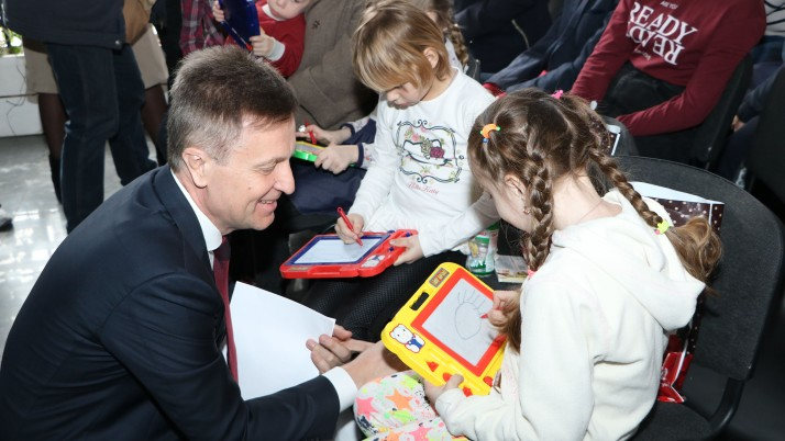 Наливайченко: Держава має допомагати адресно й кожному, хто потребує захисту!