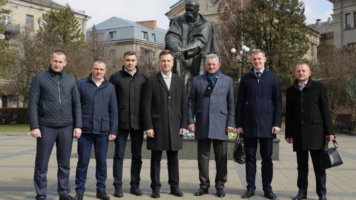 «Справедливість в Україні таки запанує!» — Наливайченко в Тернополі