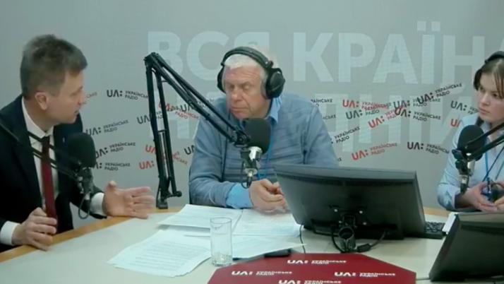 Валентин Наливайченко знає, чому Порошенко призначив в СБУ Косинського
