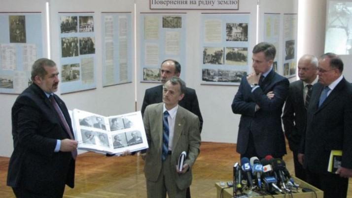 75-ті роковини геноциду кримськотатарського народу
